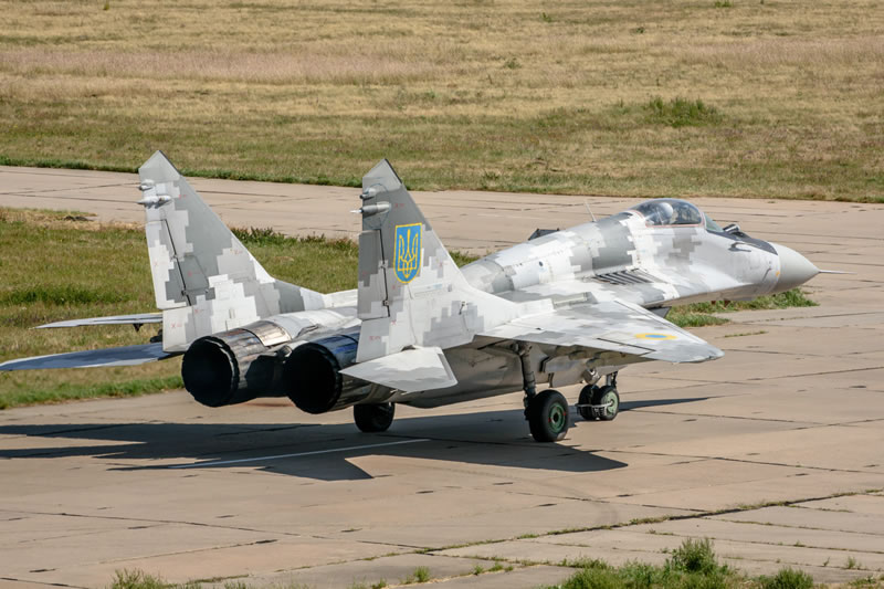 Воздушные Силы получили очередной модернизированный истребитель