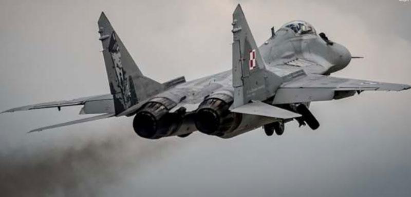 Польша снова поднимет в небо МиГ-29