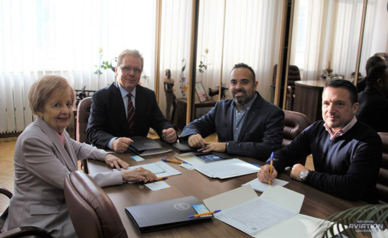 Сотрудничество НАУ с Министерством транспорта Канады