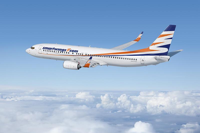 flydubai заключила соглашение со Smartwings о лизинге воздушных судов вместе с экипажем