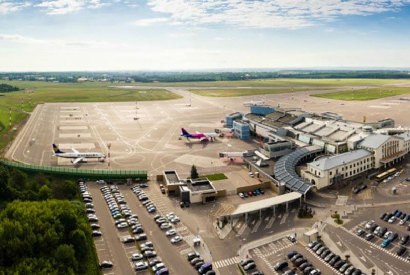 Аэропорт Вильнюса реконструируют в ближайшие два года