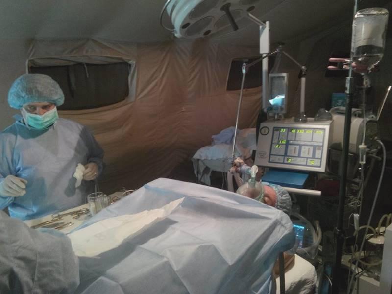 Сотня вылетов и тысячи спасенных раненых военного врача Сергея Ливаковского