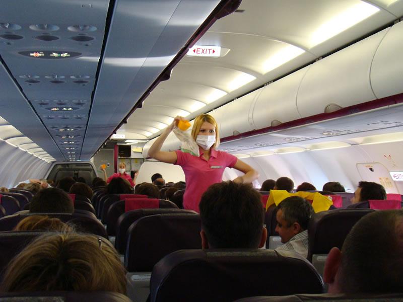 В Wizz Air предлагают запретить бизнес-класс