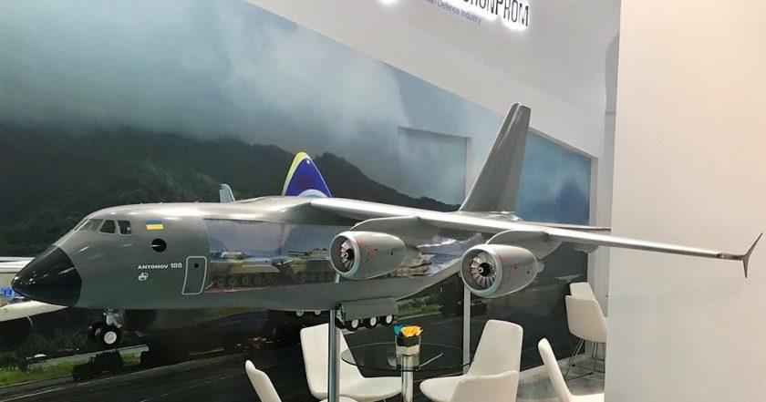 Украина хочет строить самолеты вместе с Турцией - посол