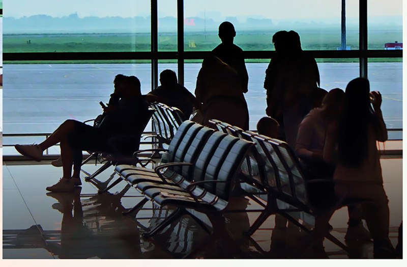 МАУ попала в топ авиакомпаний, неправомерно отклоняющих претензии пассажиров - AirHelp