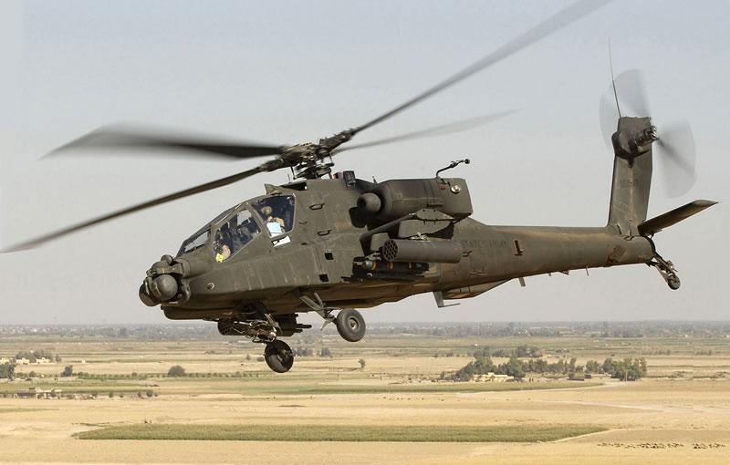 Украина рассчитывает получить AH-64 Apache?