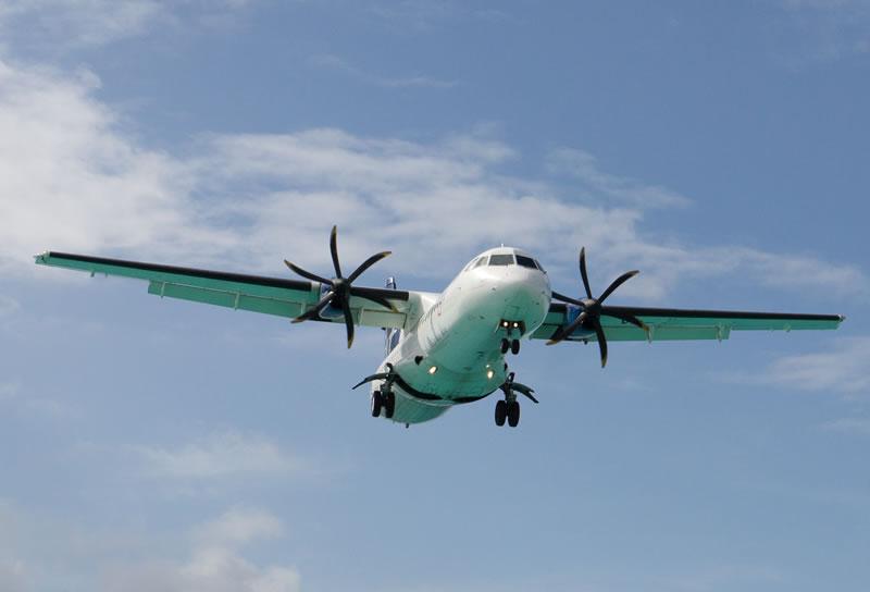 Windrose для внутренних рейсов выбрала самолеты ATR