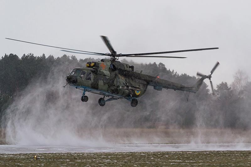Генерал-майор Яременко об успехах и задачах армейской авиации