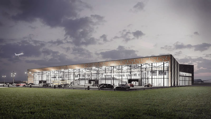 Губернатор рассказал, каким будет будущее аэропорта