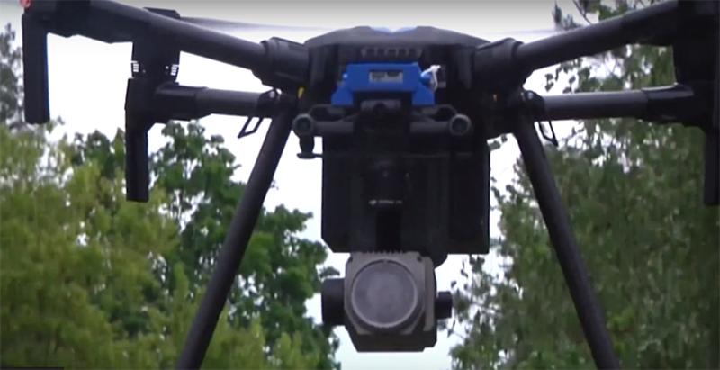 Пограничники получили беспилотники с мощной оптикой