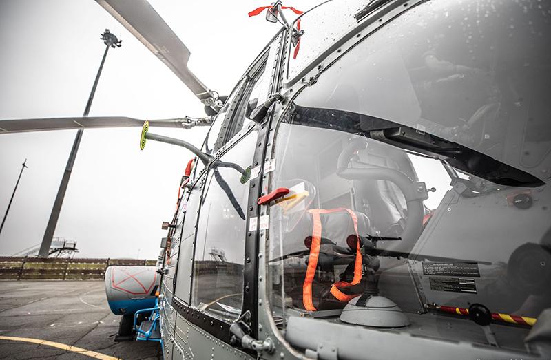 В Украину прибыл пятый вертолет Н225 от Airbus Helicopters