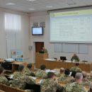 Кожедубовцы провели анализ летной практики курсантов