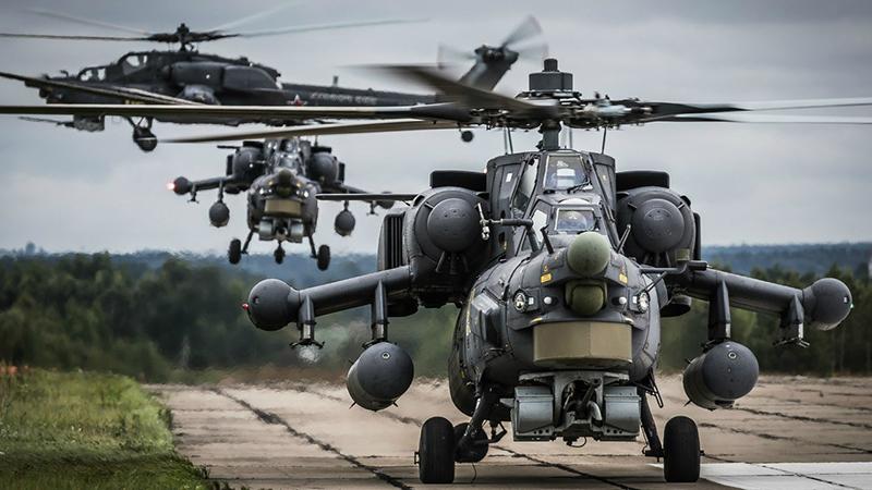 Российский производитель вертолётов получит САПР от Siemens