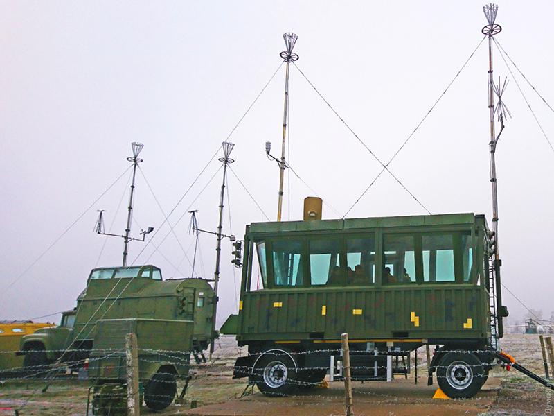 Одесский завод передал ВСУ обновленный стартовый командный пункт для авиации