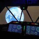 Почувствуй себя пилотом космического корабля