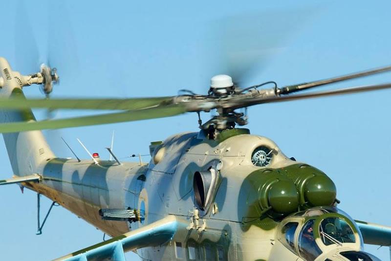 Испытания украинских лопастей для Ми-24 начнутся в следующем году