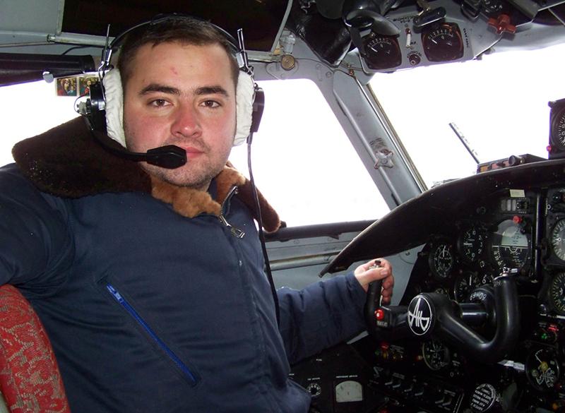 О погибшем военном летчике Дмитрии Майбороде снимают документальный фильм