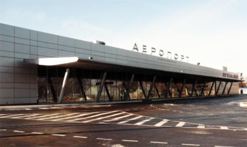 Открытие аэропорта в Мариуполе пока военными даже не рассматривается
