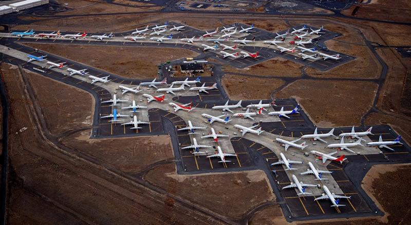 Boeing уволила гендиректора на фоне скандалов с самолетами 737 MAX