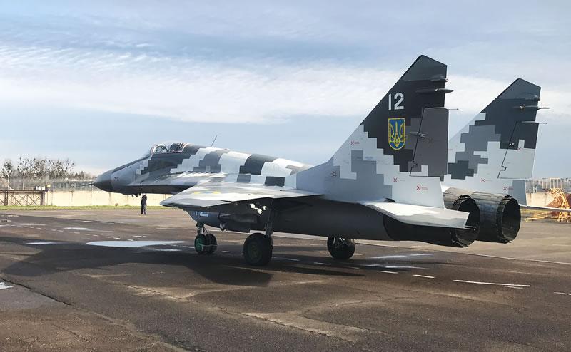Более 1000 летных смен и 10 000 часов налета военной авиации