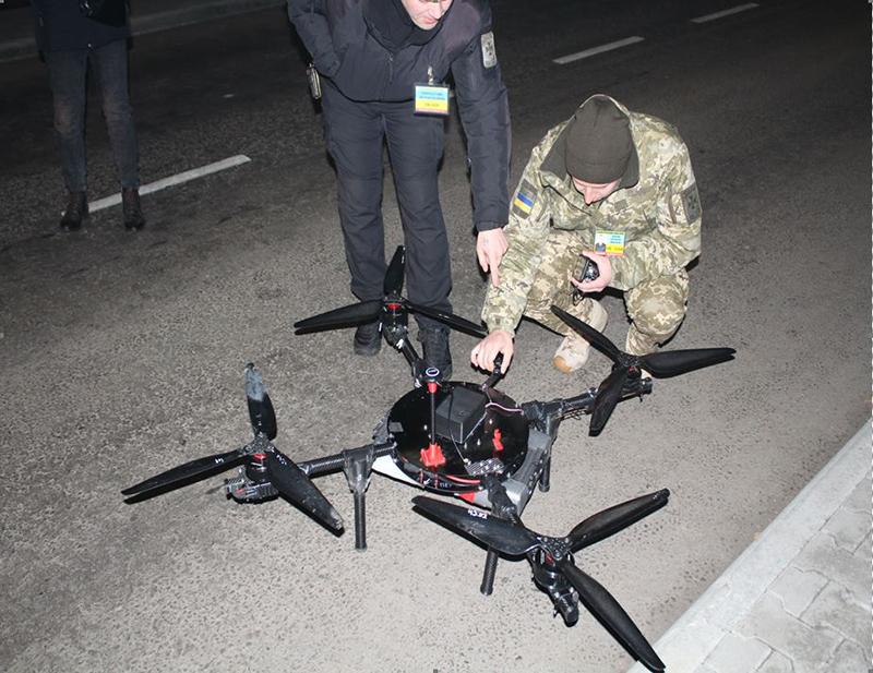 Пограничники все чаще ловят беспилотники, перебрасывающие контрабанду