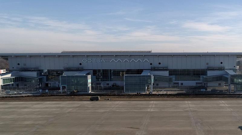 Новые телетрапы появятся в Одессе в мае-июне