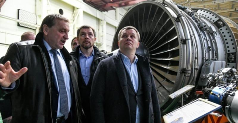 Разработки украинских конструкторов не продадут вместе с Мотор Сич — И.Кравченко