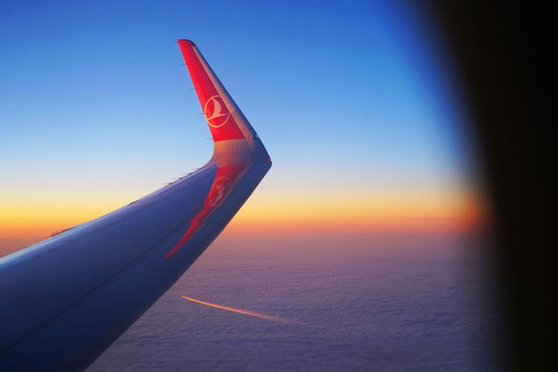 Turkish Airlines достигла коэффициента занятости пассажирских кресел 82,3%