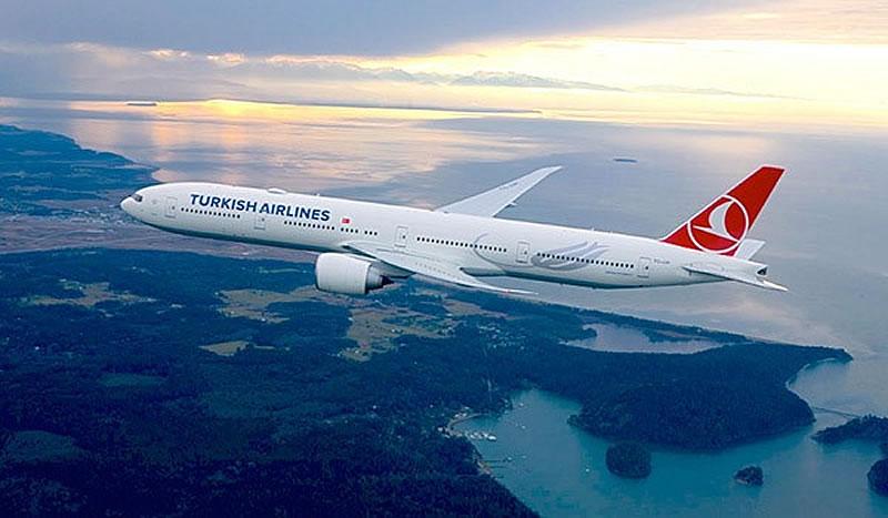 Turkish Airlines планирует увеличить количество рейсов из Харькова