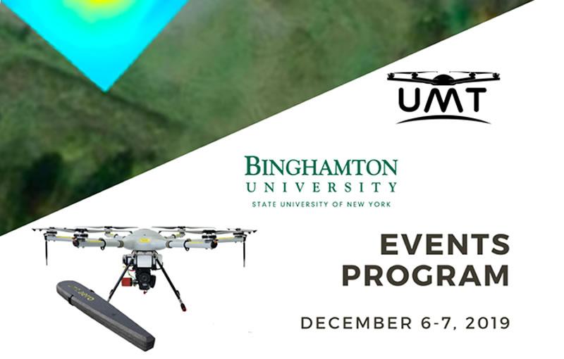 Компания UMT проводит презентацию БПЛА «Цикада» в США
