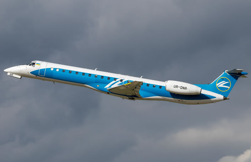 Самолет Windrose вернулся в Борисполь