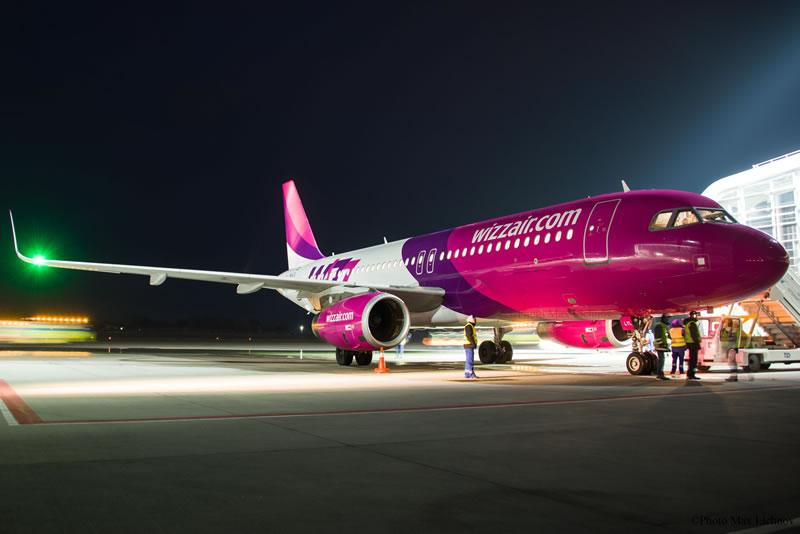 Wizz Air предложит годичный абонемент на полеты