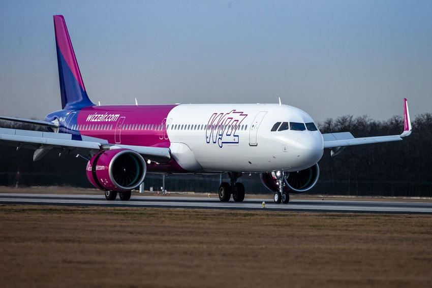 С получением Airbus A321XLR Wizz Air увеличит количество дальних маршрутов