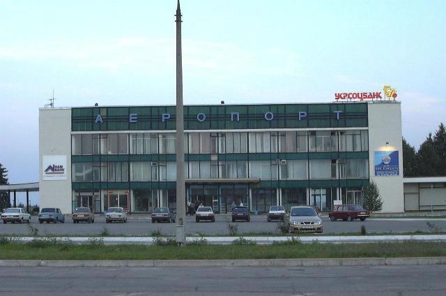 Новый терминал в запорожском аэропорту должны открыть к Новому Году