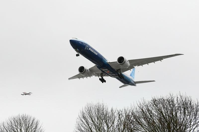 Украинские инженеры участвуют в разработке Boeing 777Х