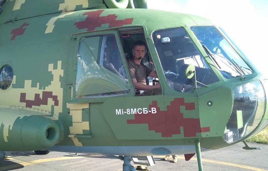 Вдвое старшие вертолеты Виталия Бачинского