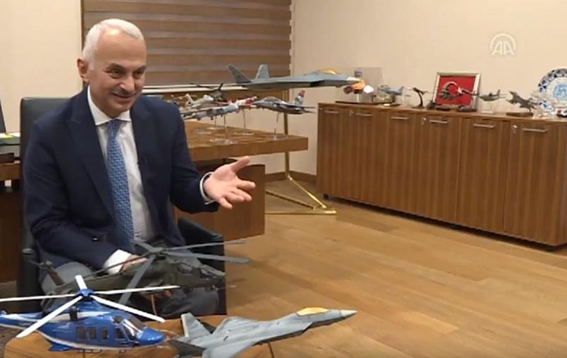 Турецкий сверхзвуковой БПЛА получит украинские двигатели