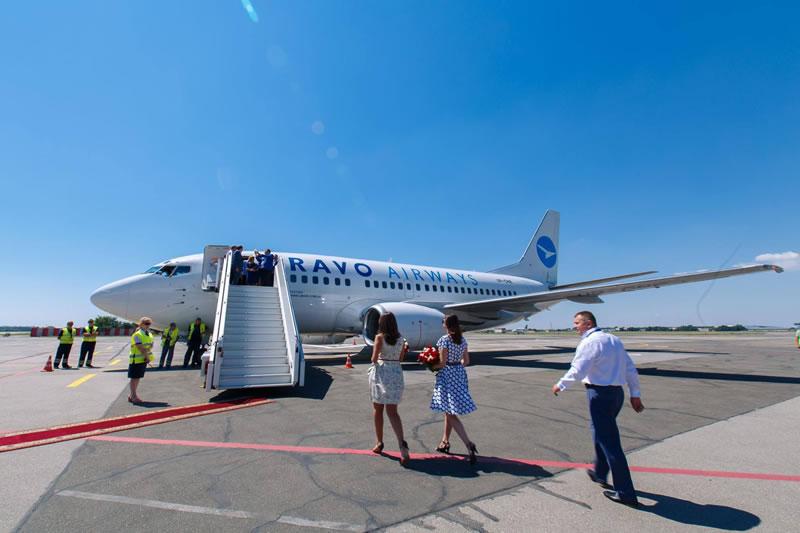 Авиакомпания Bravo Airlines отменяет рейсы в Иран