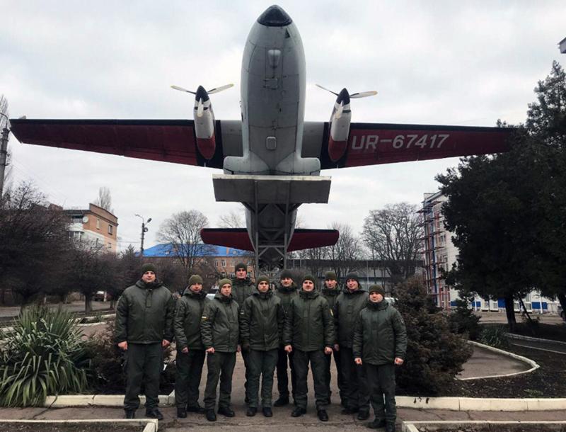 В Летной академии проходят обучение инструкторы БПЛА Госпогранслужбы