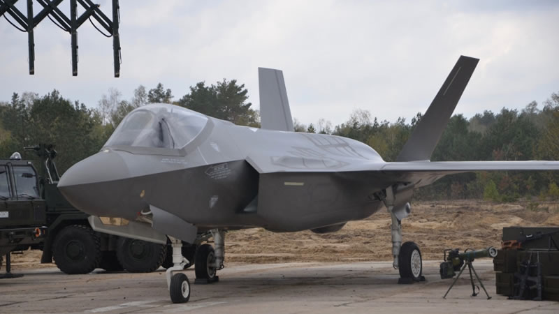 Польша подпишет соглашение о закупке F-35 до конца января