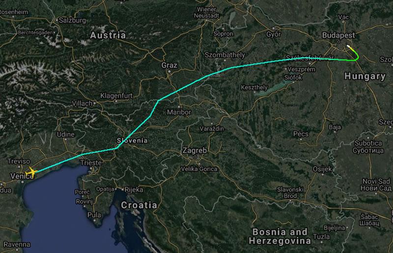 Еще один H225 летит в Украину