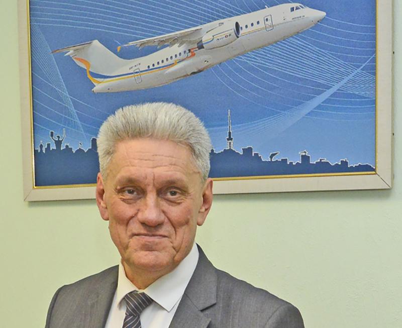 Виктор Казуров: «Петр Балабуев сделал Ан-148-100 на одном дыхании»