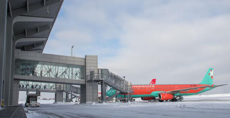 Украинские авиакомпании в 2019 увеличили объем перевозок на 9,5%