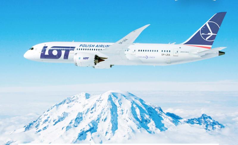 Авиакомпания LOT запускает рейсы в Вашингтон