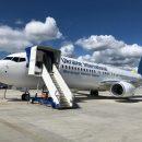 МАУ возобновит полеты из Херсона в Бургас