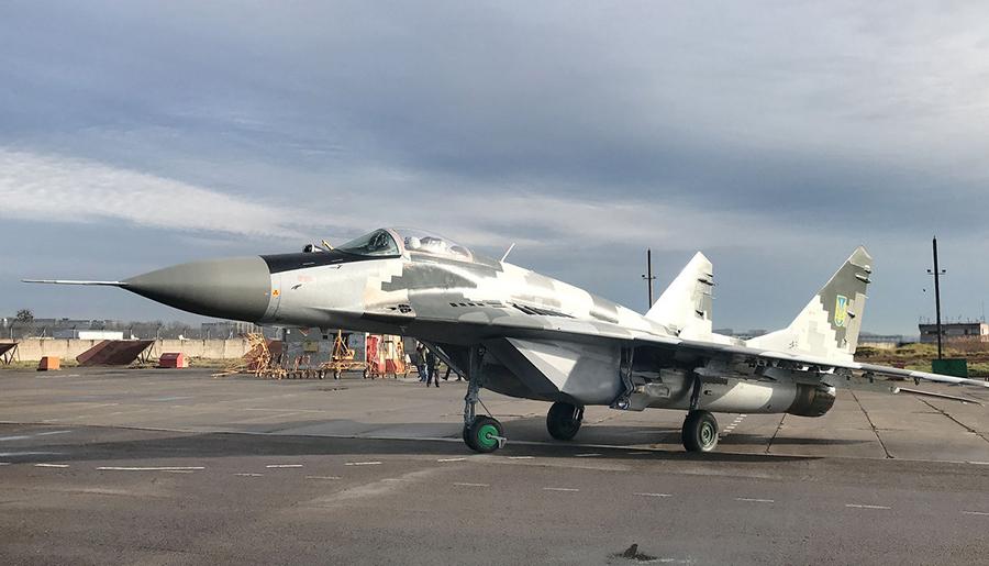 Модернизированный МиГ-29 готовят к испытаниям