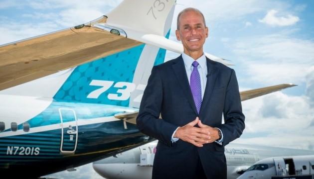 Главу корпорации Boeing уволили без выходного пособия