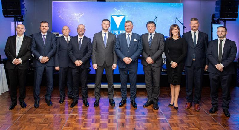 Крепнет партнерство между провайдерами аэронавигационного обслуживания Украины и Словацкой ...