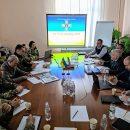 В Командовании ВС с делегацией из США обсудили Стратегию развития Воздушных Сил