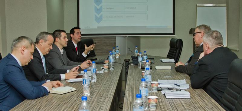 Согласованs этапы выполнения контракта между Украэрорухом и «Indra Sistemas S.A. ...